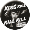 Horrorpops - Kiss Kiss (Button)