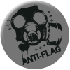 Anti - Flag - Gasmask (Button)