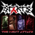 Starts - The Next Attack CD