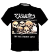 Casualties, The/ Frontline T-Shirt