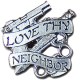 Buckle Love Thy Neighbor
