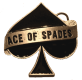 Buckle Ace of Spades