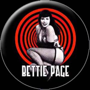Bettie Page (1323)