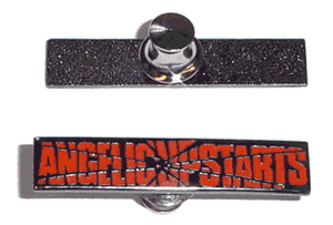 Angelic Upstarts (Pin)