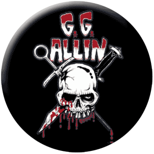 GG Allin (Button)