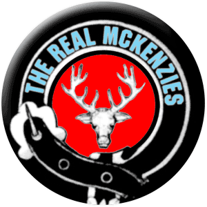 Real McKenzies, The (Button)