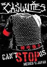 Casualties, The – Can´T Stop Us DVD