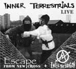 Inner Terrestrials - Escape From The Cross/ Enter The Dragon CD
