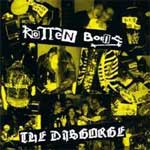 Split - Disgorge, The/ Rotten Bois CD