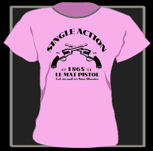 "Girly ""Single Action"""