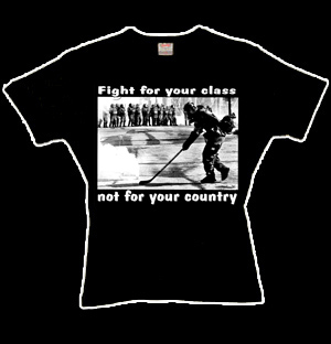 "Girly ""Fight For Your Class"""