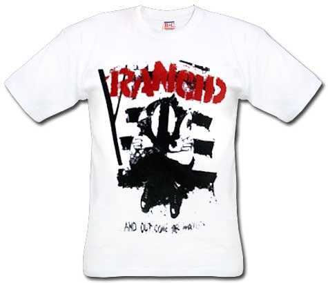 Rancid/ And Out Come The Wolves T-Shirt