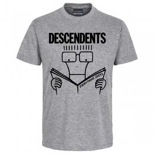 Descendents/ Everything Sucks (grau) T-Shirt
