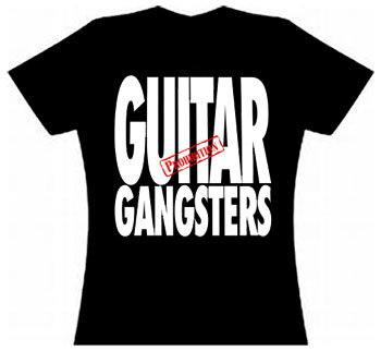 Guitar Gangsters/ Prohibition Girly