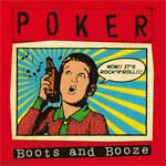 Poker - Boots And Booze EP