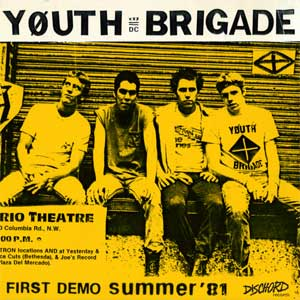 Youth Brigade - Complete First Demo EP