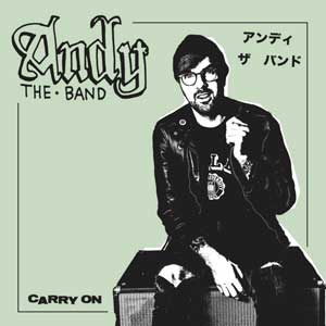 Andy The Band - Carry On EP