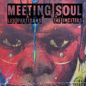 Split - Inciters, The/ Les Partisans EP