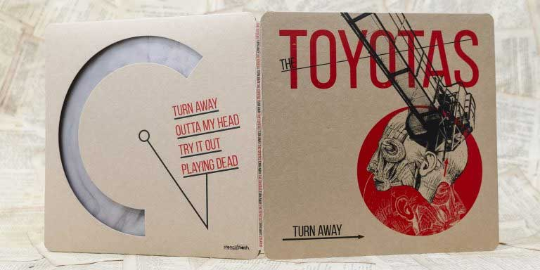 Toyotas, The - Turn Away 10""