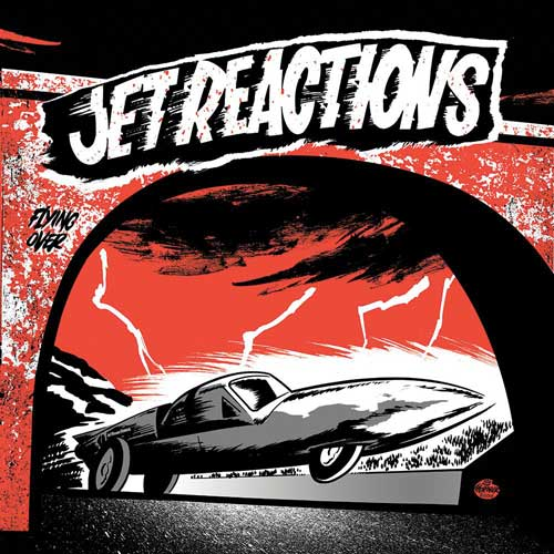 Jet Reactions - More Reactions EP