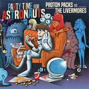 Split - Livermores. The/ Proton Packs EP