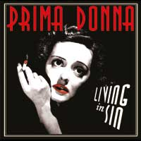 Prima Donna - Living In Sin EP