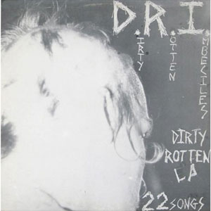 DRI - Dirty Rotten LP+CD