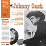 Cash, Johnny - Now Here´s Johnny Cash LP+CD