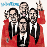 Monsters, The - Pop Up Yours LP+CD