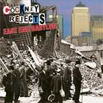 Cockney Rejects - East End Babylon LP