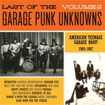V/A - Garage Punk Unknowns Vol. 2 LP