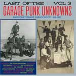 V/A - Garage Punk Unknowns Vol. 3 LP