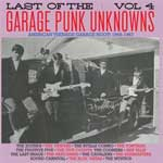 V/A - Garage Punk Unknowns Vol. 4 LP