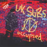 UK Subs - Occupied LP