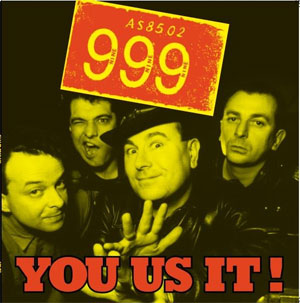 999 - You Us It LP