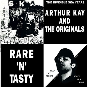 Arthur Kay And The Originals - Rare´N´Tasty LP