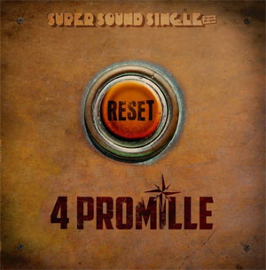 4 Promille - Reset 12""