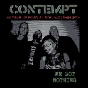 Contempt - We Got Nothing 2LP