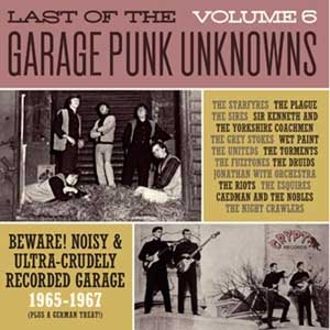 V/A - Garage Punk Unknowns Vol. 6 LP