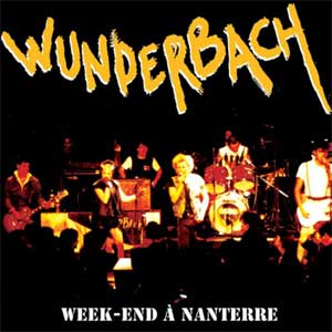 Wunderbach - Week-End A Nanterre LP