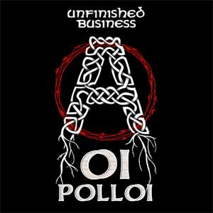 Oi Polloi - Unfinished Business LP