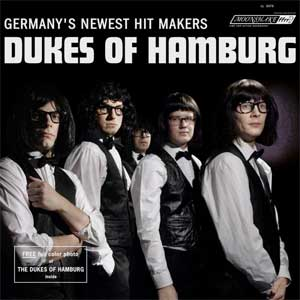 Dukes Of Hamburg, The - Germany´s Newest Hit Makers LP