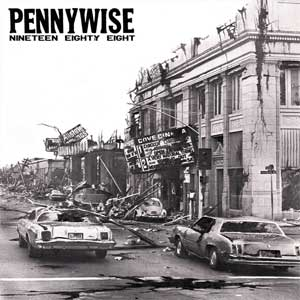Pennywise - Nineteen Eighty Eight LP