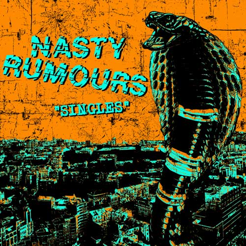 Nasty Rumours - Singles LP (limited)