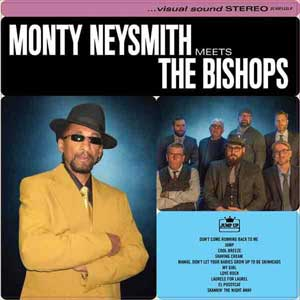 Monty Neysmith Meets The Bishops - Same LP
