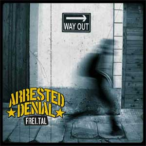 Arrested Denial - Frei.Tal LP+CD