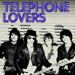 Telephone Lovers - Same LP (limited)