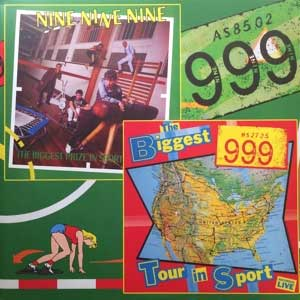 999 - The Biggest Prize In Sport/ The Biggest Tour In Sport 2LP