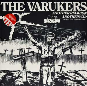 Varukers, The - Another Religion Another War 2LP