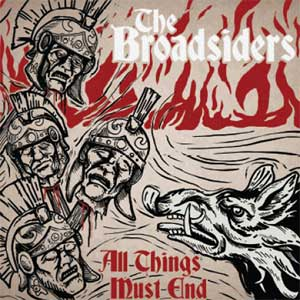 Broadsiders, The - All Things Must End col. LP